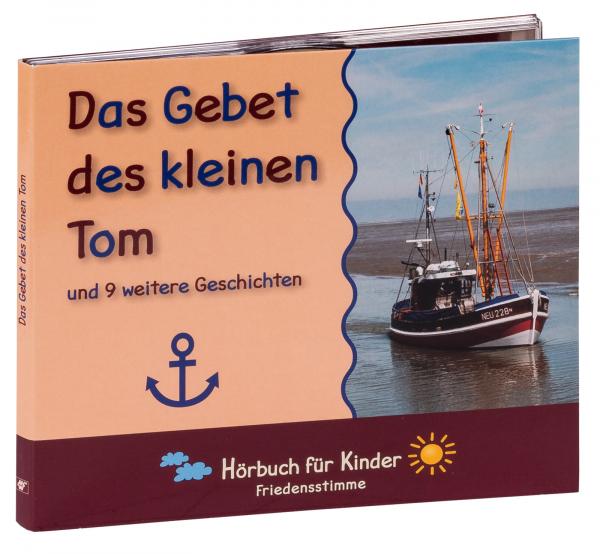 Hörbuch CD - Das Gebet des kleinen Tom