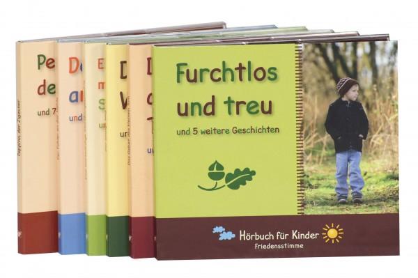 Hörbücher im Set (Angebot bis zum 30.06.18)
