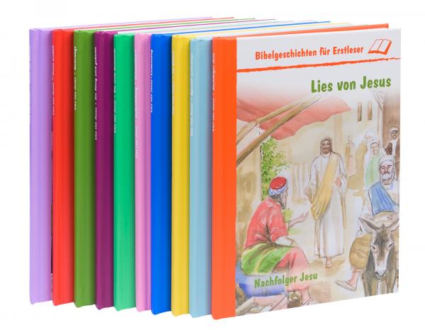 """Buchpaket """"Lies von Jesus"""""""
