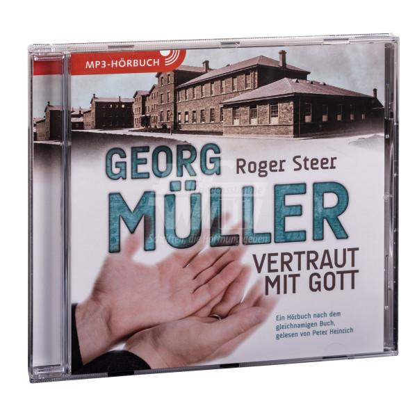 Hörbuch CD MP3 - Georg Müller