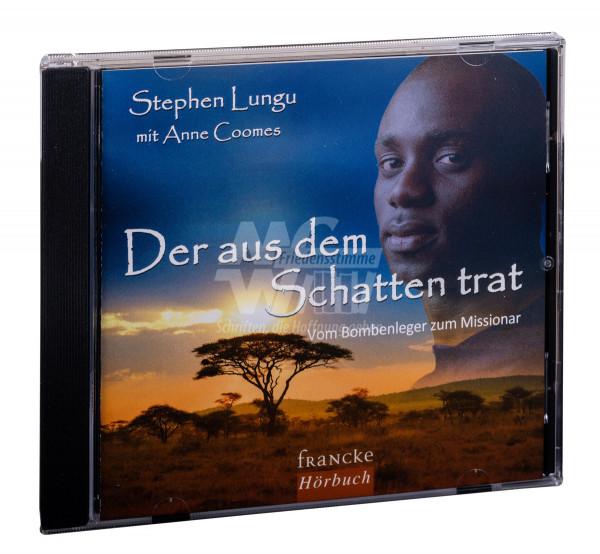 Hörbuch CD - Der aus dem Schatten trat
