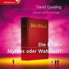 Hörbuch 2 CDs - Die Bibel - Mythos oder Wahrheit?