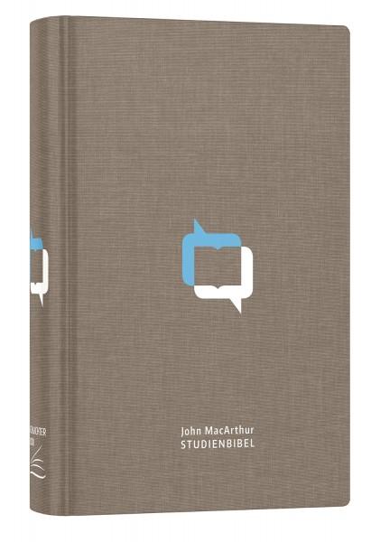 MacArthur Studienbibel - Leinen