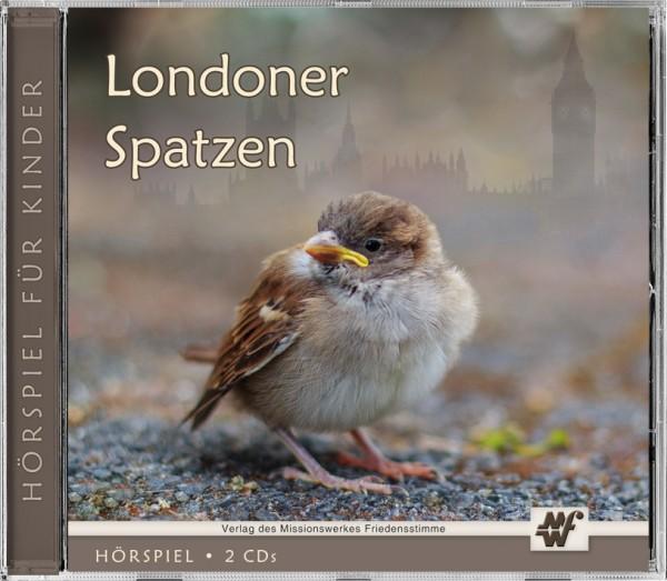 Hörspiel 2 CDs - Londoner Spatzen