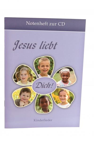 Jesus liebt Dich !