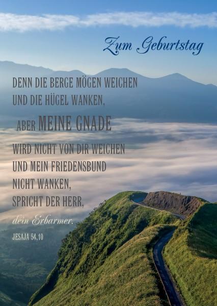 """Postkarte """"Mein Friedensbund"""""""