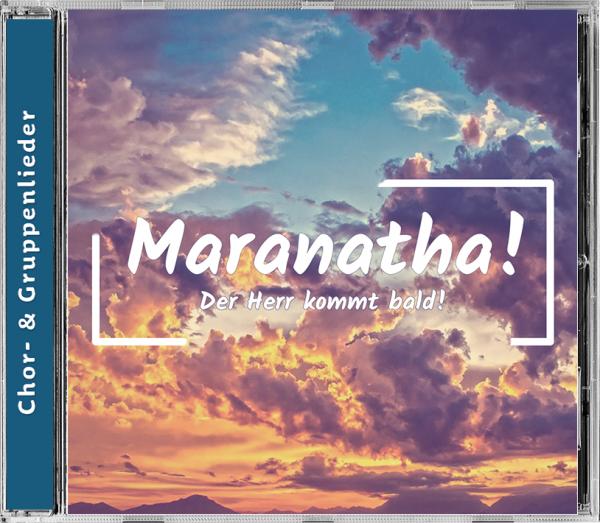 Lieder CD - Maranatha!