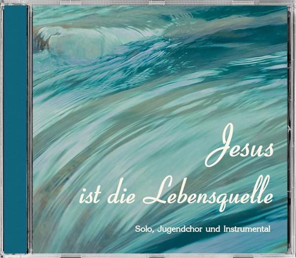 Jesus ist die Lebensquelle