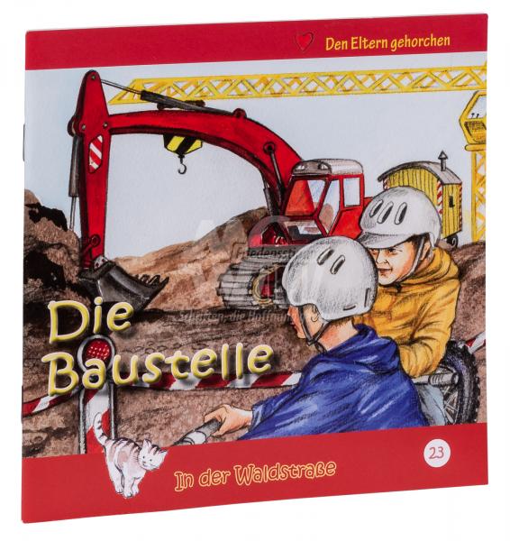In der Waldstraße - Heft 23