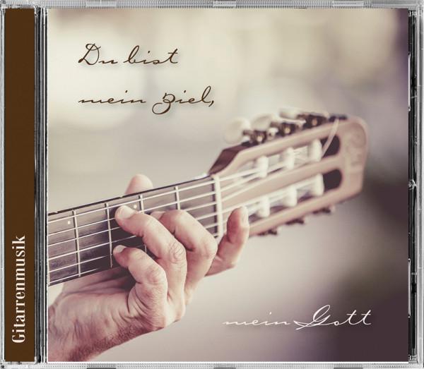 Musik CD - Du bist mein Ziel, mein Gott