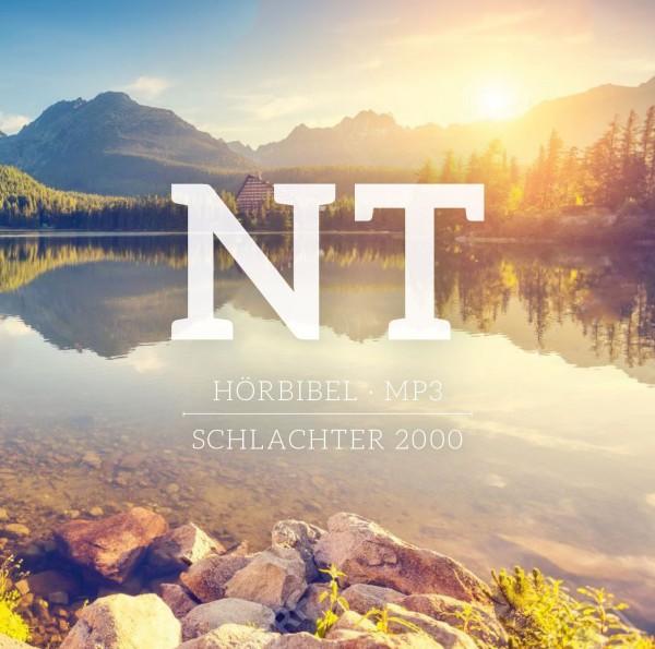 Schlachter 2000 – NT auf CD (im MP3-Format)