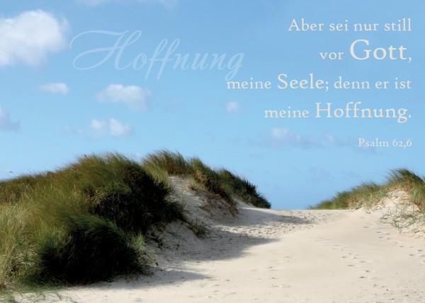 "Postkarte ""Hoffnung"""