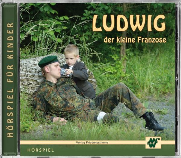 Hörspiel 2 CDs - Ludwig der kleine Franzose