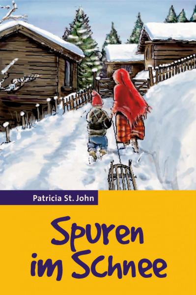 Buch - Spuren im Schnee