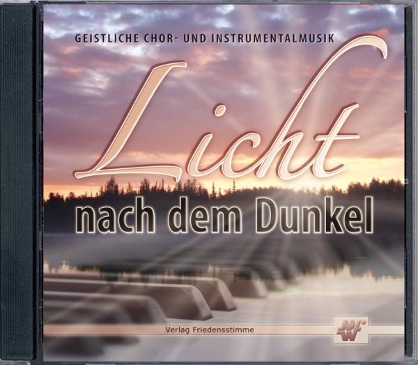 Musik CD - Licht nach dem Dunkel