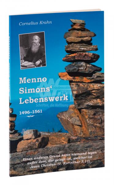 Menno Simons' Lebenswerk