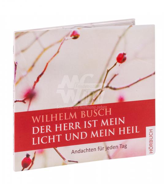 Hörbuch MP3 CD - Der Herr ist mein Licht und mein Heil