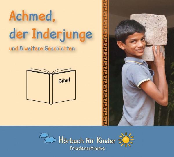 Hörbuch CD - Achmed, der Inderjunge