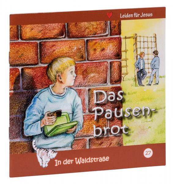 In der Waldstraße - Heft 27