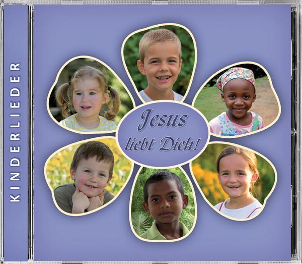 Kinderlieder CD - Jesus liebt dich!