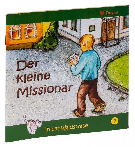 In der Waldstraße - Heft 2