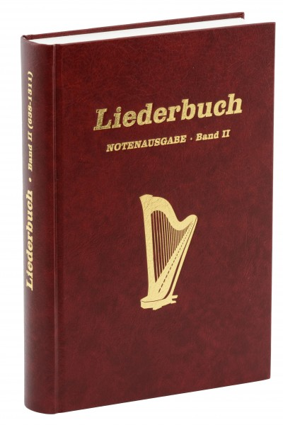 Liederbuch mit Noten (Band 2)