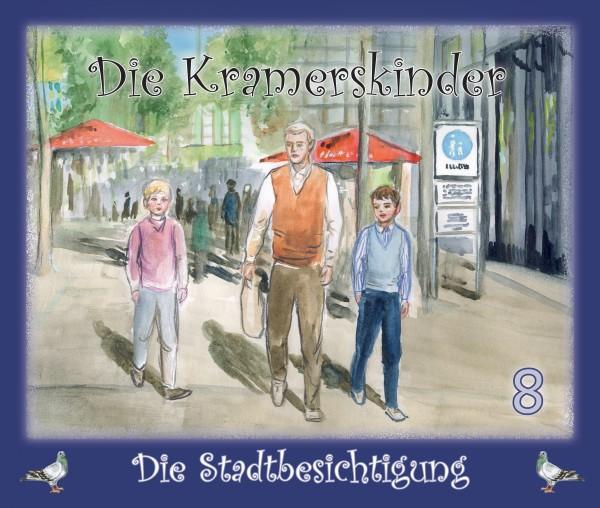 Die Kramerskinder (Die Stadtbesichtigung) Heft 8