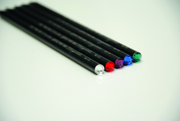 "Bleistift ""Diamant"" (lila) Spr. 4,18"