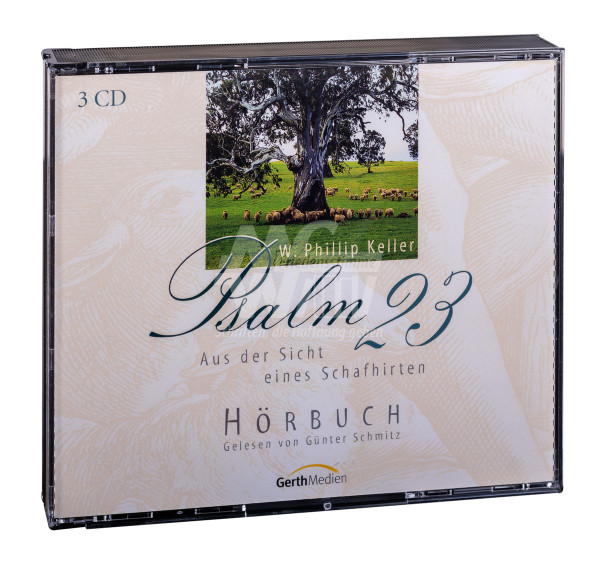 Hörbuch 3 CDs - Psalm 23