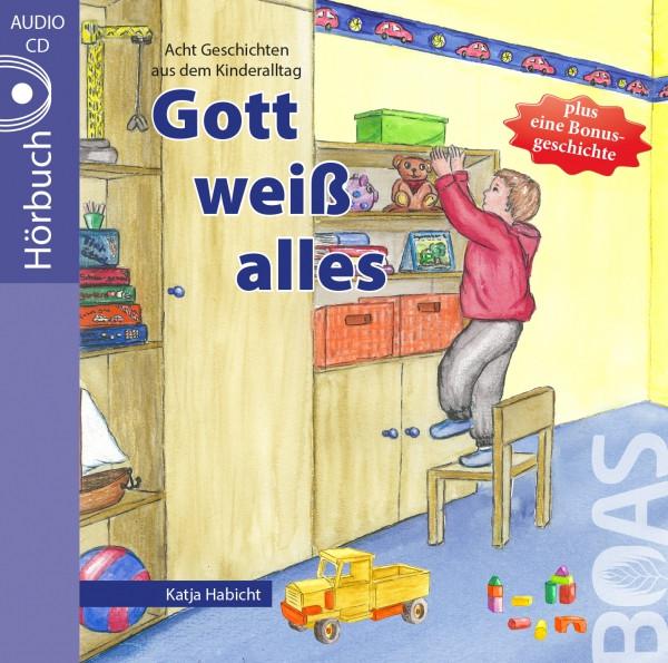 Hörbuch CD - Gott weiß alles