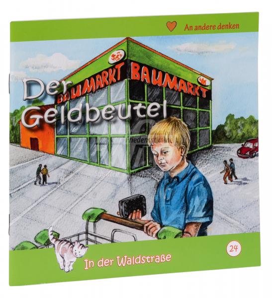 In der Waldstraße - Heft 24