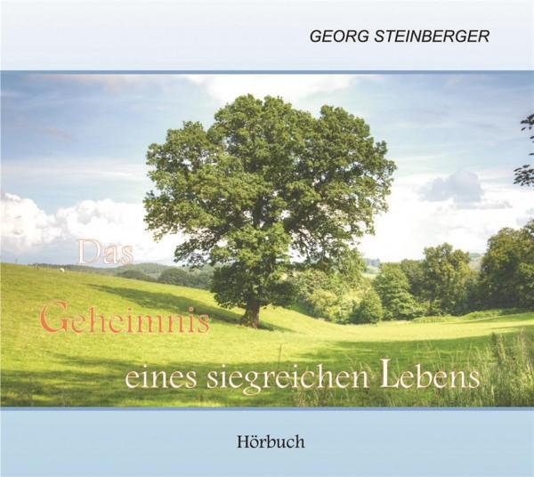 Hörbuch CD - Das Geheimnis eines siegreichen Lebens