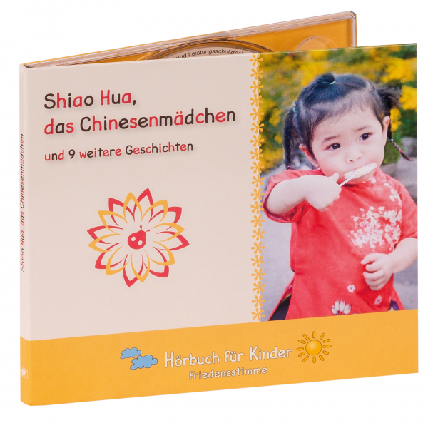Hörbuch CD - Shiao Hua, das Chinesenmädchen