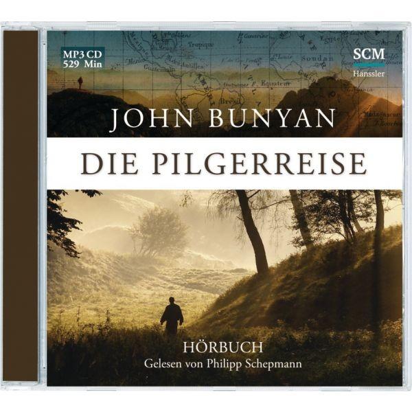 Hörbuch CD MP3 - Die Pilgerreise