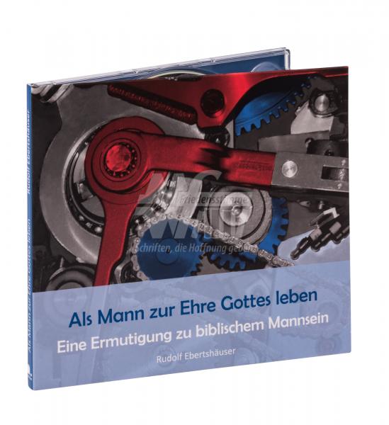 Hörbuch CD MP3 - Als Mann zur Ehre Gottes leben