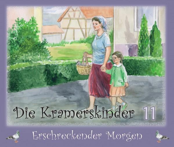 Die Kramerskinder (Erschreckender Morgen) Heft 11