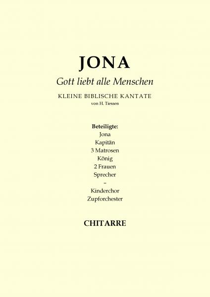 Jona - Gott liebt alle Menschen (Gitarre)
