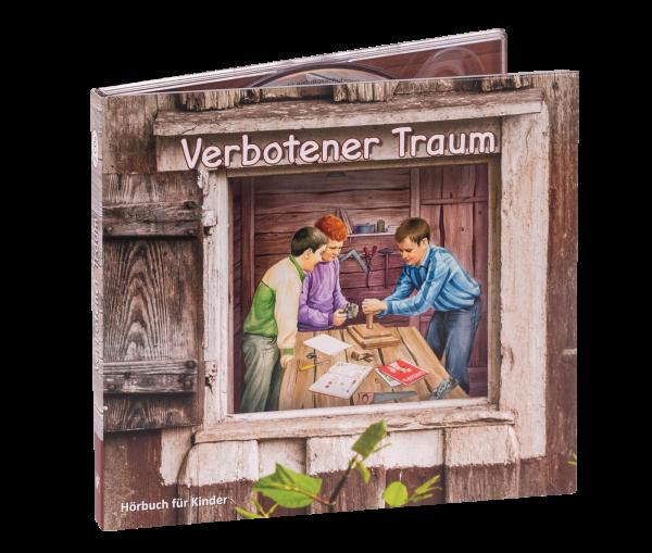 Hörbuch 2 CDs - Verbotener Traum