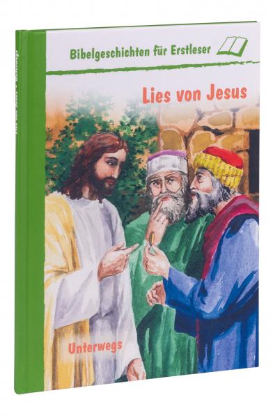 Lies von Jesus - Unterwegs