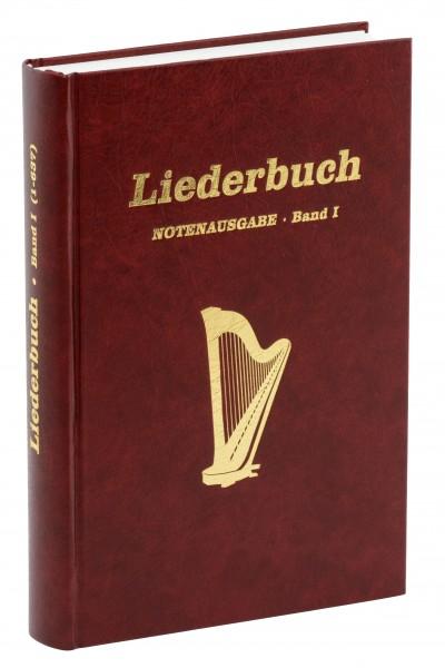 Liederbuch mit Noten (Band 1)