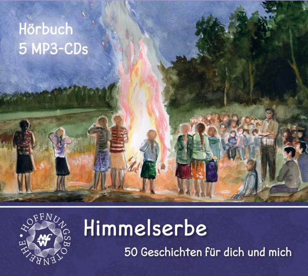 Hörbuch MP3 5 CDs - Himmelserbe