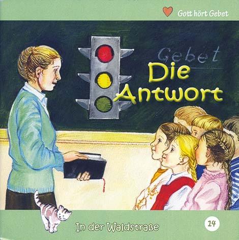 In der Waldstraße - Die Antwort (Heft 14)