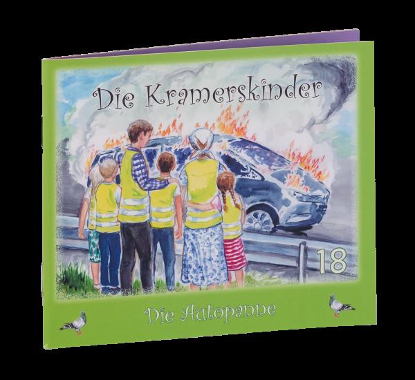 Die Kramerskinder - Heft 18