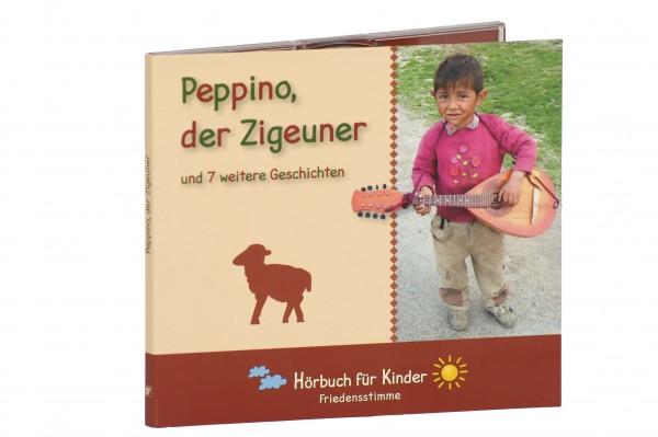 Hörbuch CD - Peppino, der Zigeuner