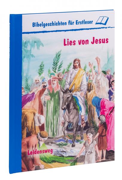 Lies von Jesus - Leidensweg