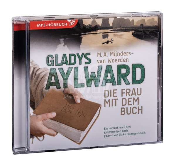 Hörbuch CD MP3 - Gladys Aylward