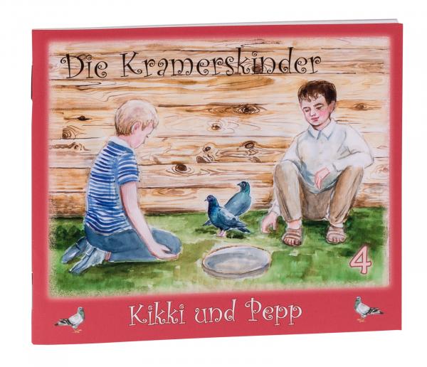 Die Kramerskinder - Heft 4