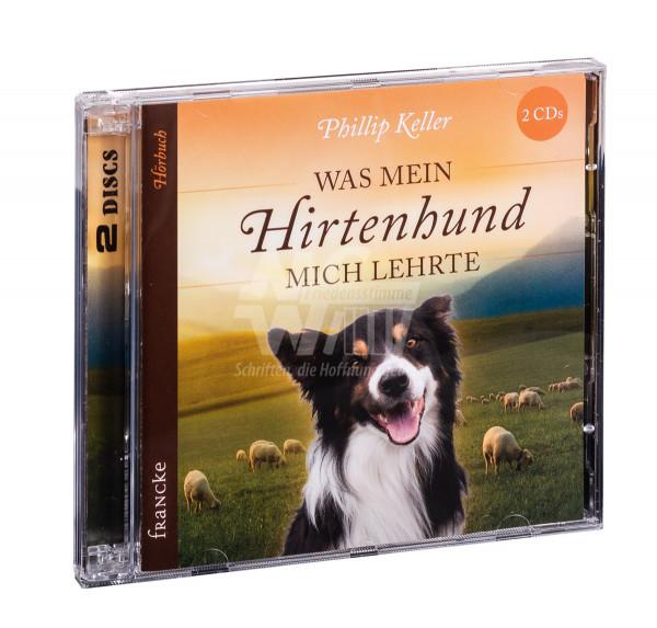 Hörbuch 2 CDs - Was mein Hirtenhund mich lehrte.