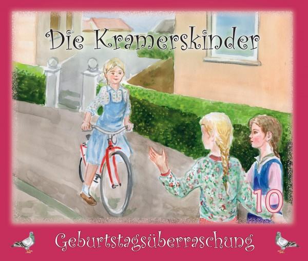 Die Kramerskinder (Geburtstagsüberraschung) Heft 10