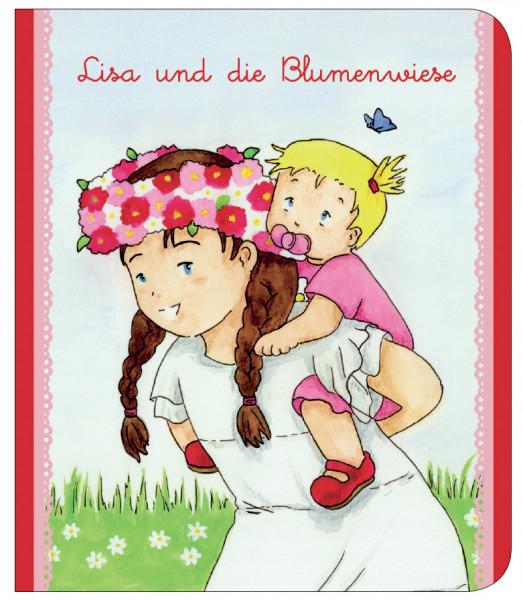 Pappbuch - Lisa und die Blumenwiese